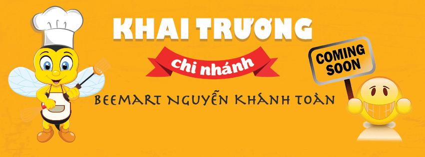 Khai trương cửa hàng Beemart 26 Nguyễn Khánh Toàn