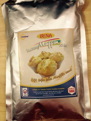 Bột trộn sẵn Muffin Vani (Farina)