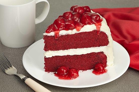 Cách làm bánh Red Velvet Lava kiêu kì
