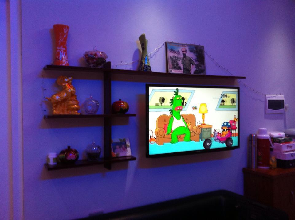 Kệ trang trí tivi MTV01