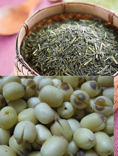 Tác dụng tăng cường sinh lý nam giới của trà mạn và hạt sen