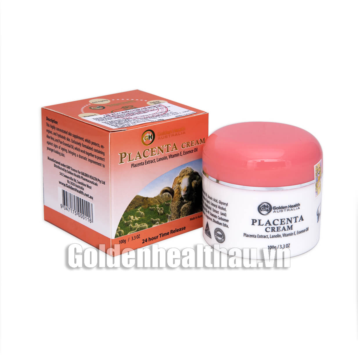 Placenta Anti-Wrinkle Cream