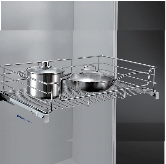 Giá để xoong nồi inox EG.6170 - Phụ kiện tủ bếp EUROGOLD
