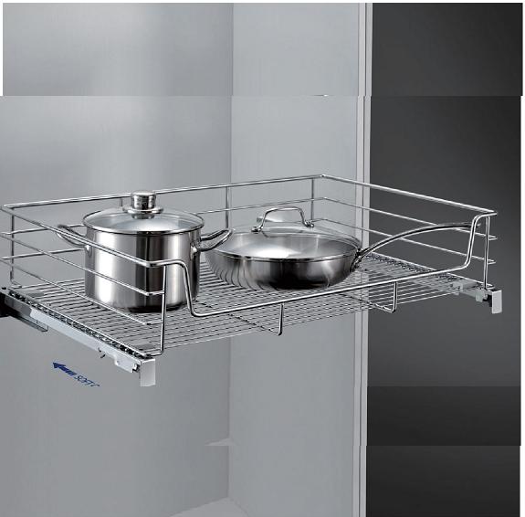 Giá -để -xoong- nồi- inox- EG.6180 - Phụ- kiện- tủ -bếp -EUROGOLD