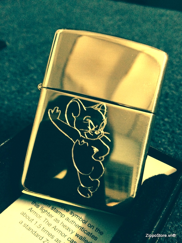 zippo tom and jerry