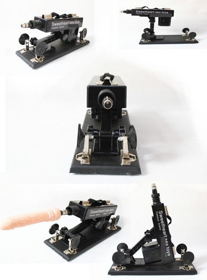 máy machine gun sextoy