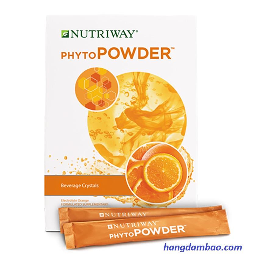 Phytopowder NUTRILITE  vi cam