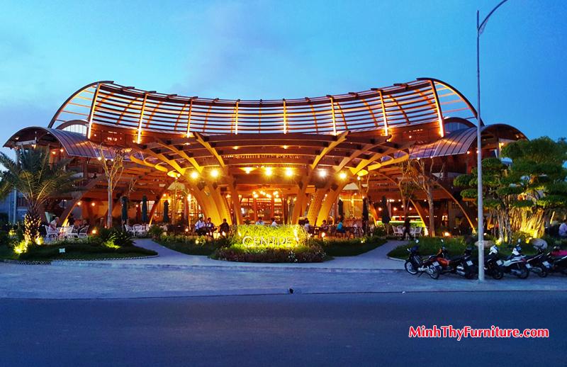 Coffee Centre Phú Cường tại Rạch Giá