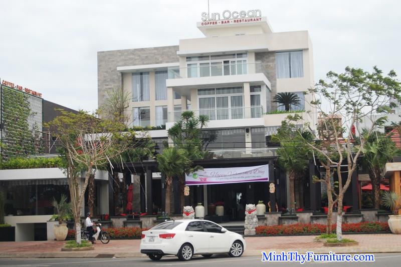 Nhà hàng Sun Ocean Cafe Đà Nắng