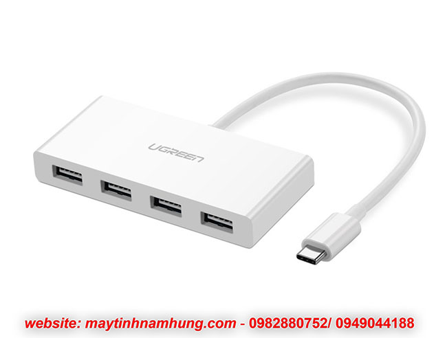 bo chia usb cho macbook air 2018