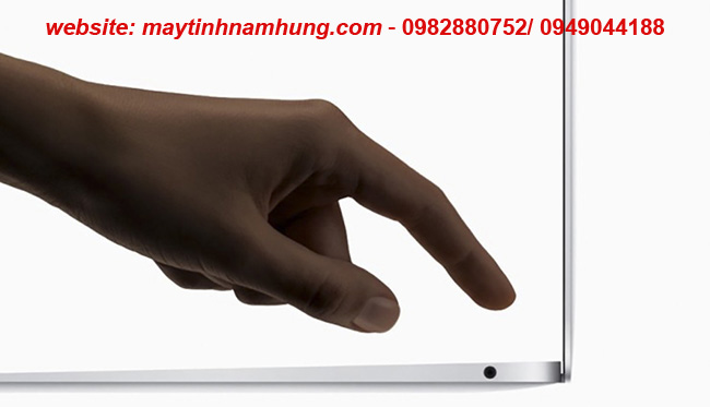 ket noi may chieu macbook air 2018