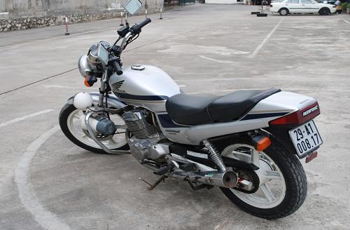 đào tạo lái xe mô tô hạng A2