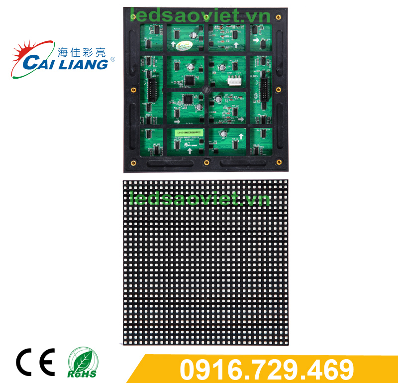 Module P6 full color outdoor ngoài trời