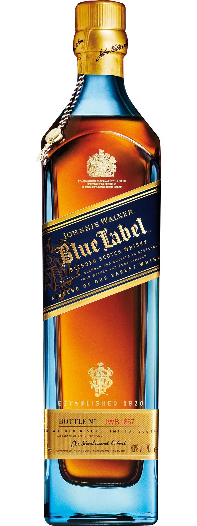 giá rượu Johnnie Walker Blue Label