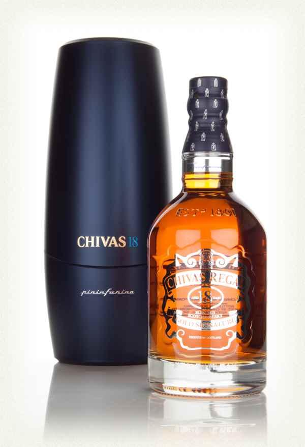 giá rượu Chivas Regal 18 năm Pininfarina