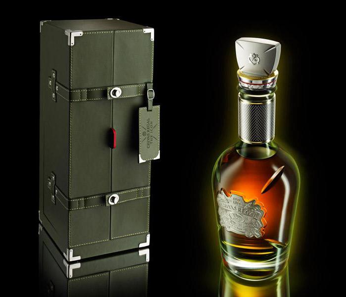 Mua rượu Chivas Regal The Icon