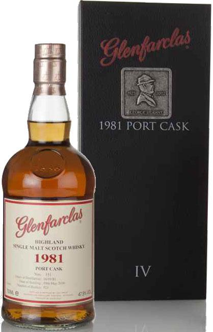 giá rượu Glenfarclas 35 năm