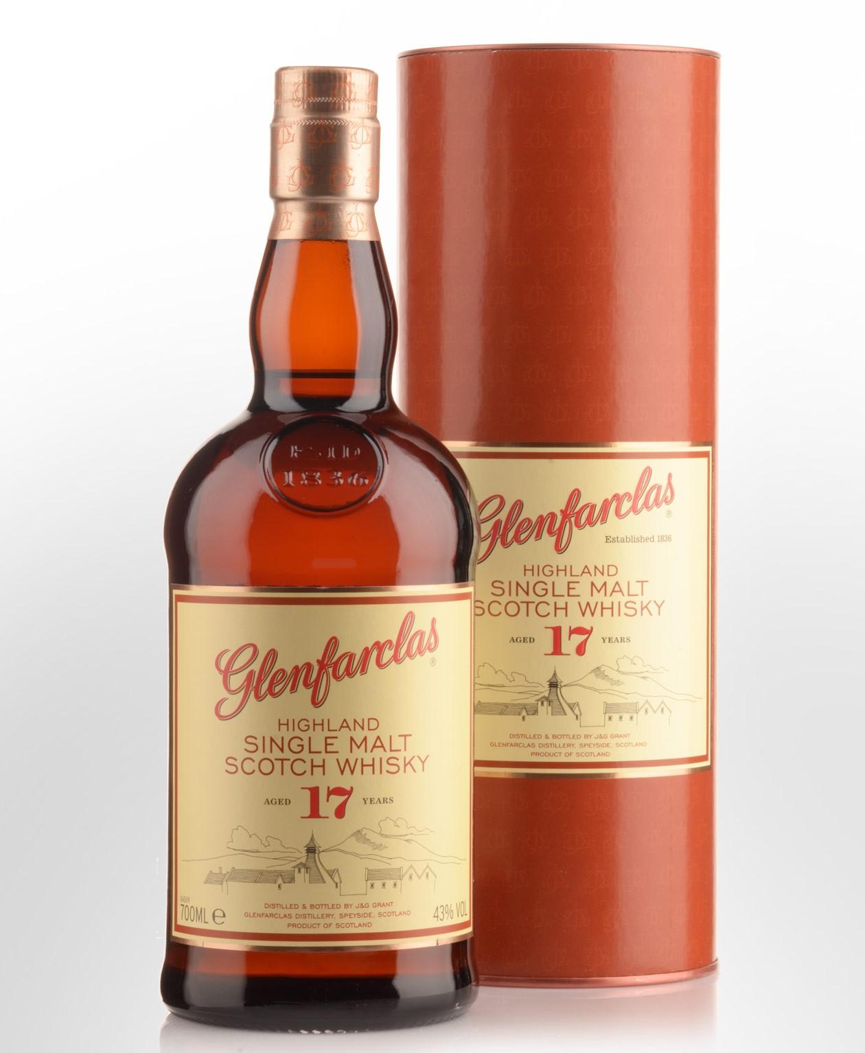 giá rượu Glenfarclas 17 năm