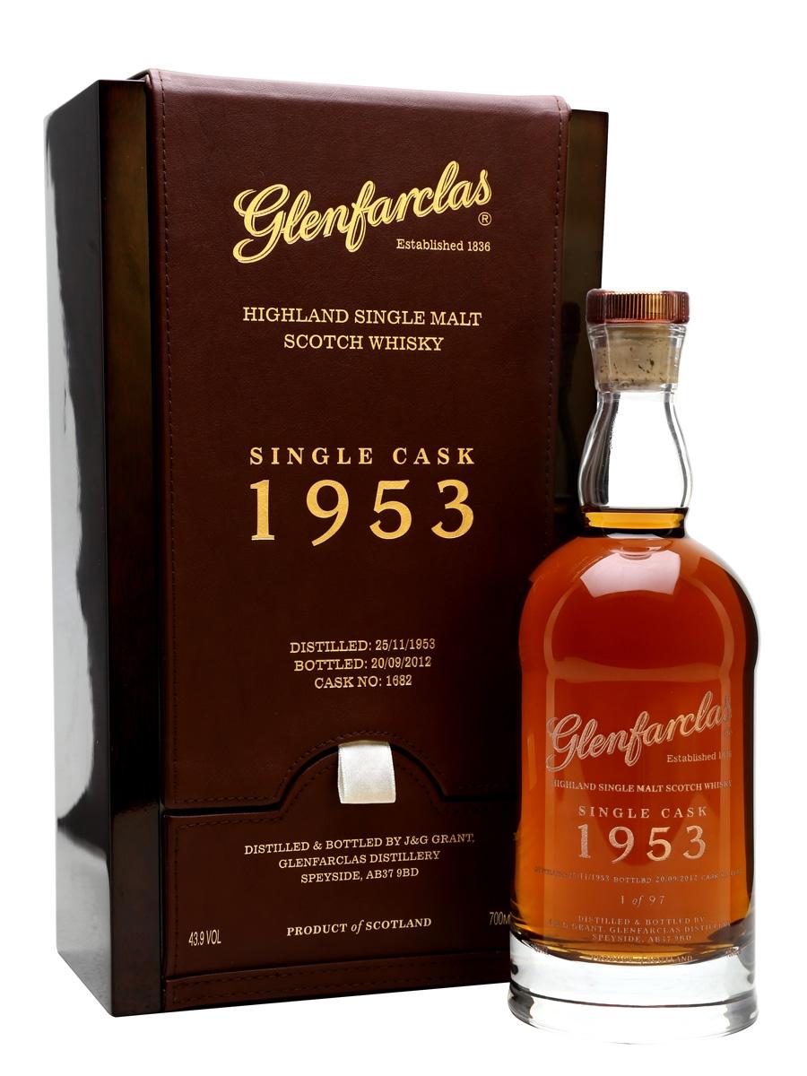 giá rượu Glenfarclas 58 năm