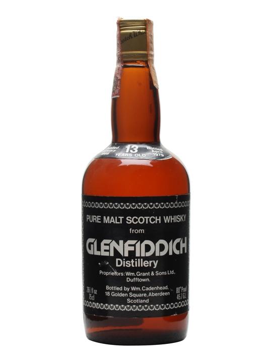 giá rượu Glenfiddich 13 năm