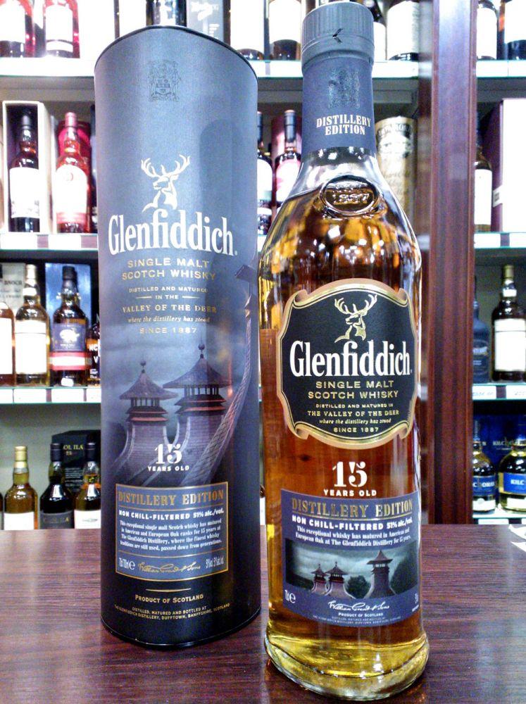 Mua rượu Glenfiddich 15 năm