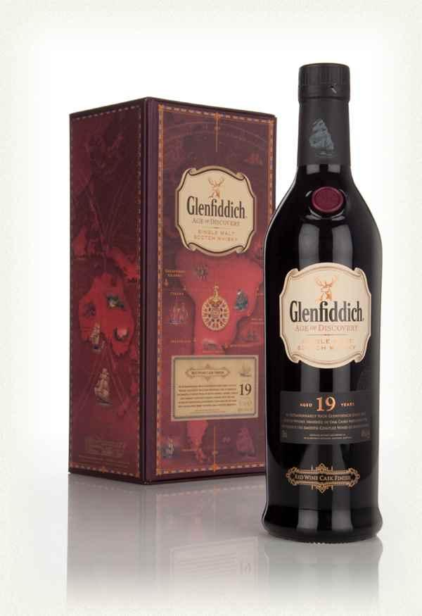 giá rượu Glenfiddich 19 năm