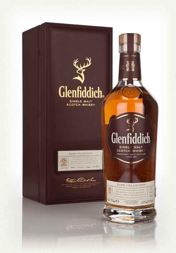 Gía rượu Glenfiddich 37 năm