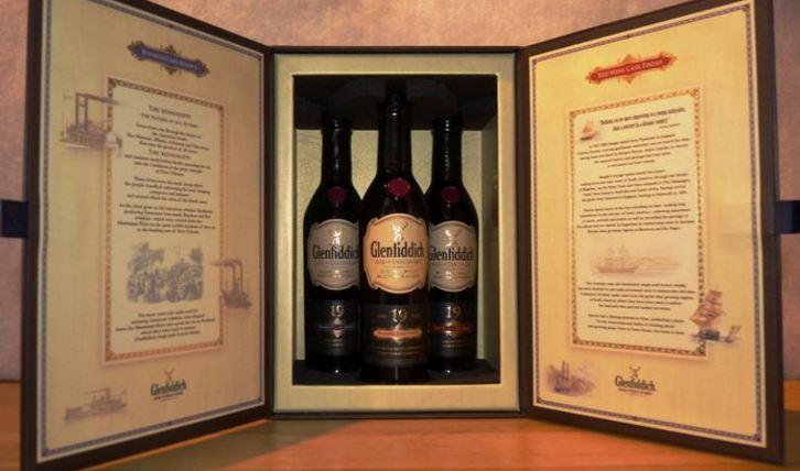 Bán rượu Glenfiddich 19 năm