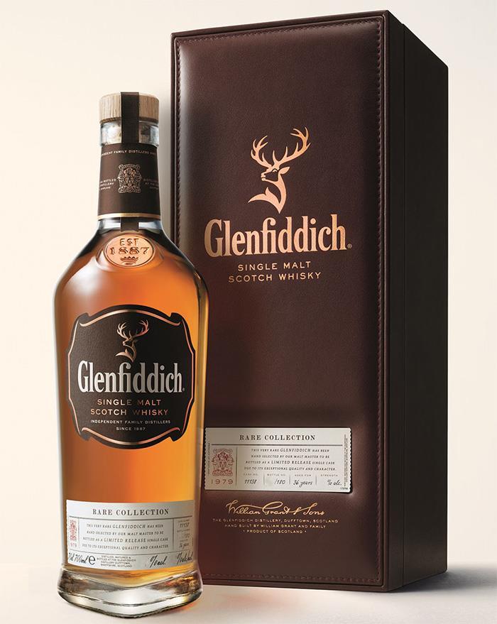 giá rượu Glenfiddich 36 năm