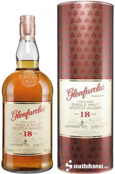 Rượu Glenfarclas 18 năm
