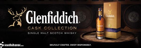 rượu glenfiddich giá