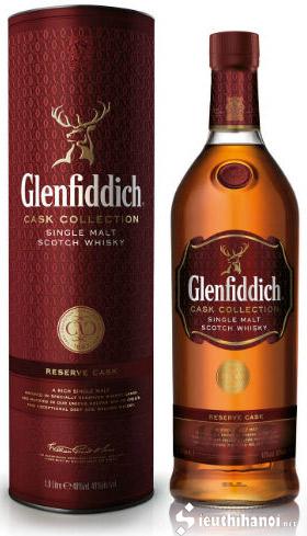rượu glenfiddich reserve cask