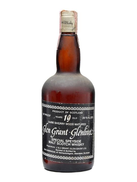 giá rượu Glen Grant Glenlivet 19 năm