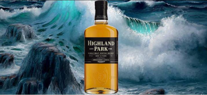 Mua rượu Highland Park Ambassador's Choice 10 năm