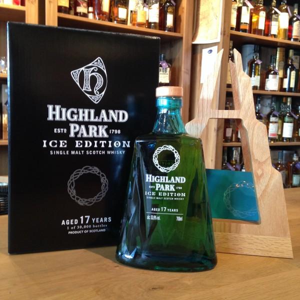 giá rượu Highland Park Ice 17 năm