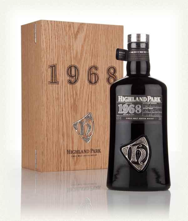 Rượu Highland Park 1968 giá bao nhiêu