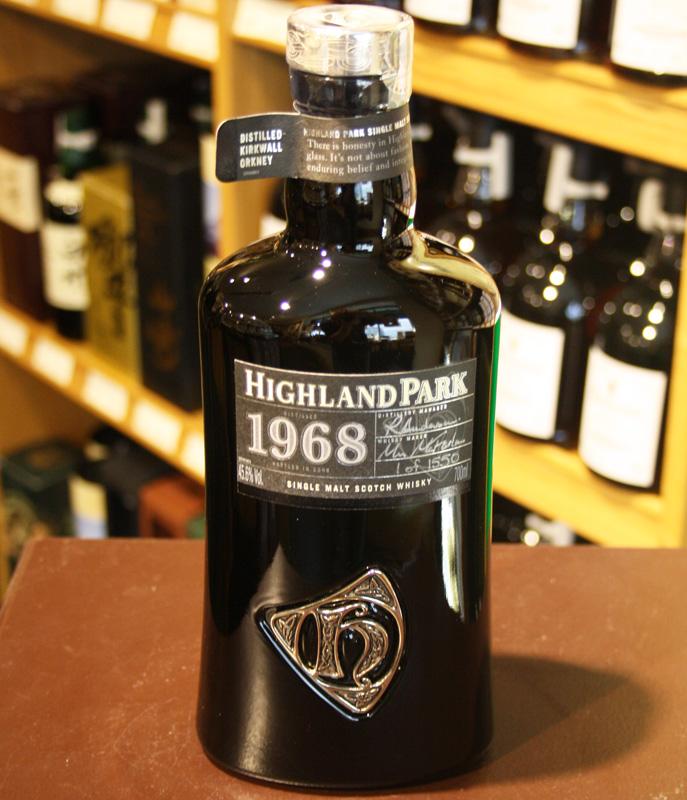 giá rượu Highland Park 1968