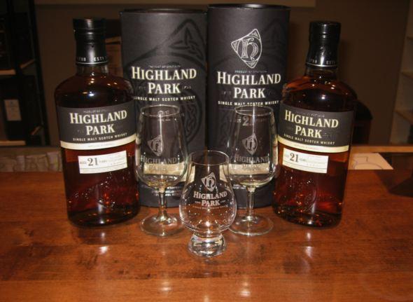 Mua rượu Highland Park 21 năm