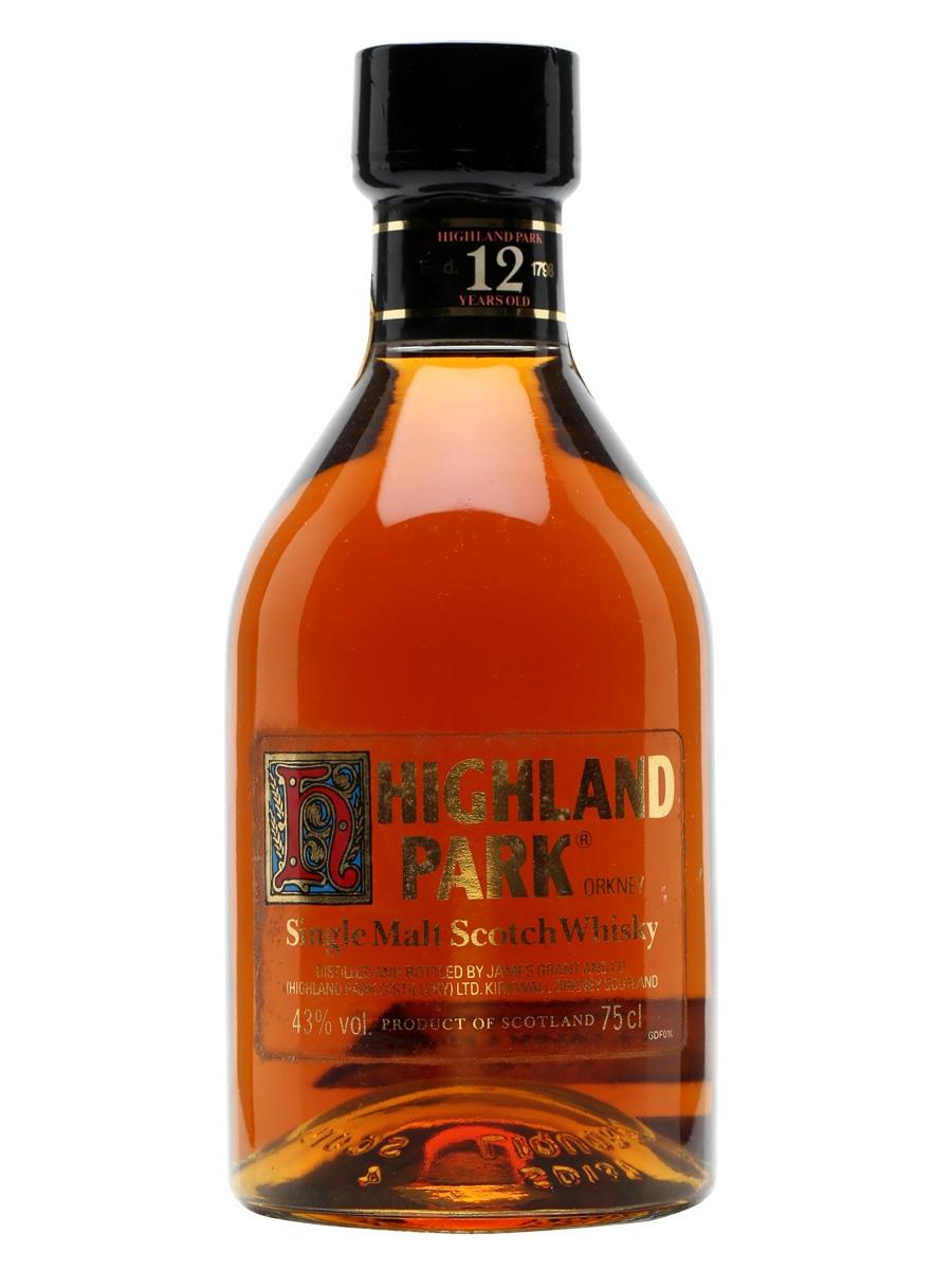 Mua rượu Highland Park 12 năm