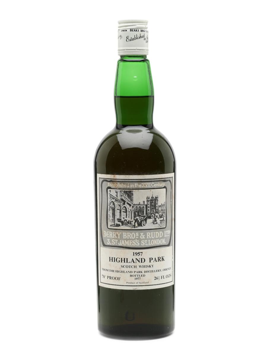 giá rượu Highland Park 1957
