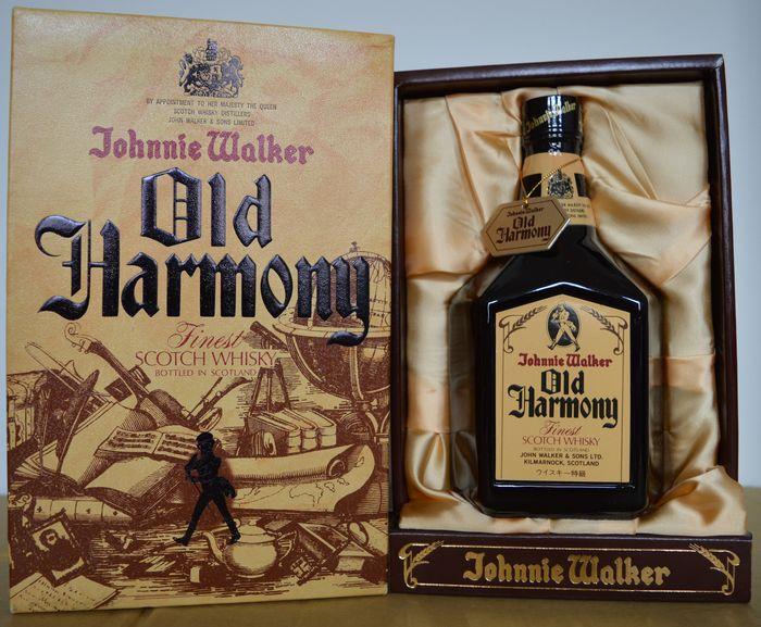 Mua rượu Johnnie Walker Old Harmony