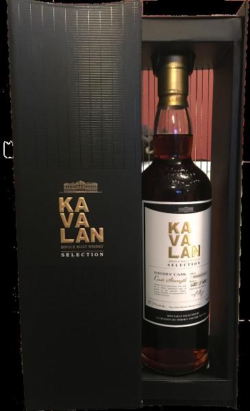 giá rượu Kavalan sherry cask