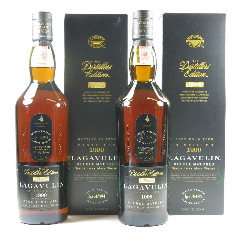 giá rượu Lagavulin 1990
