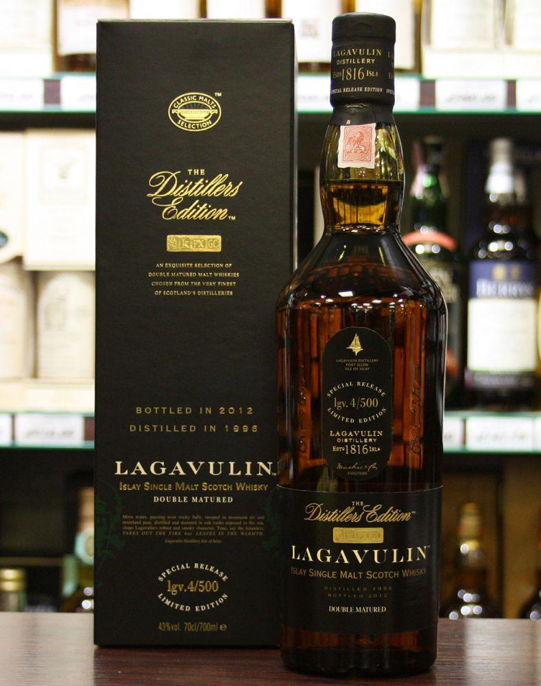 giá rượu Lagavulin 1996