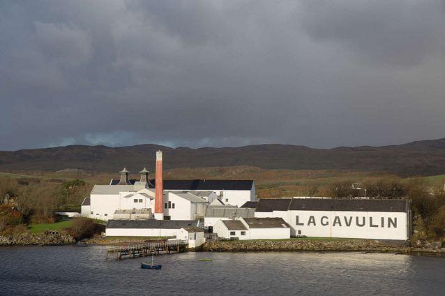 giá rượu Lagavulin 12 năm