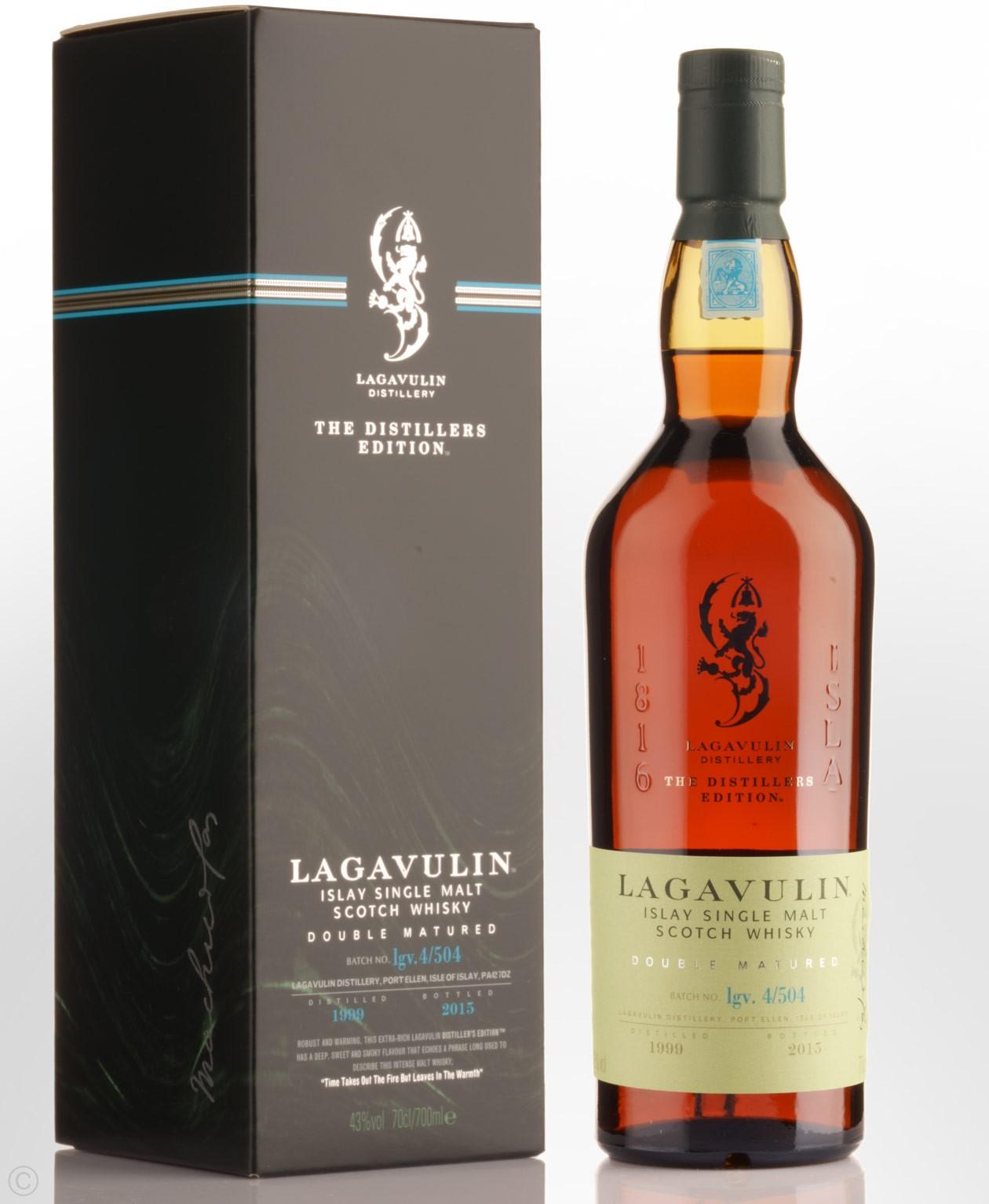giá rượu Lagavulin 1998