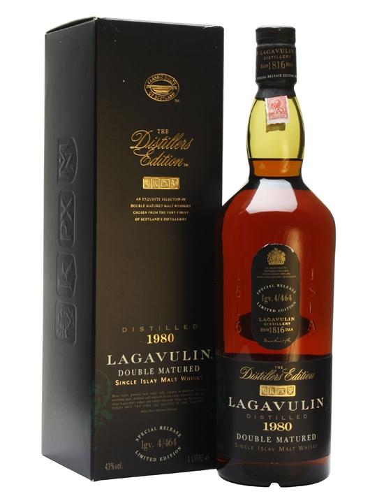giá rượu Lagavulin 1980