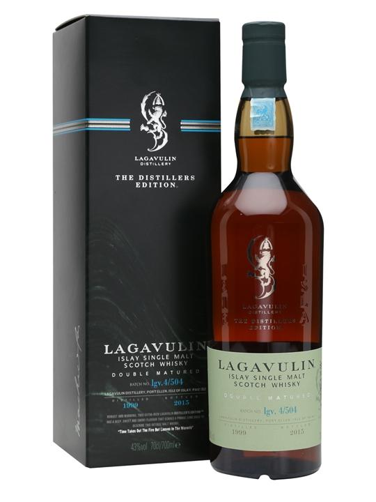 giá rượu Lagavulin 1999