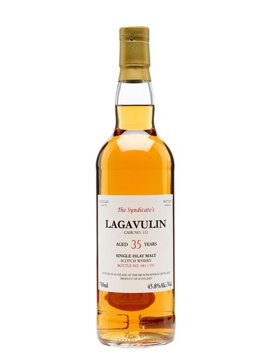 giá rượu Lagavulin 1979 35 năm