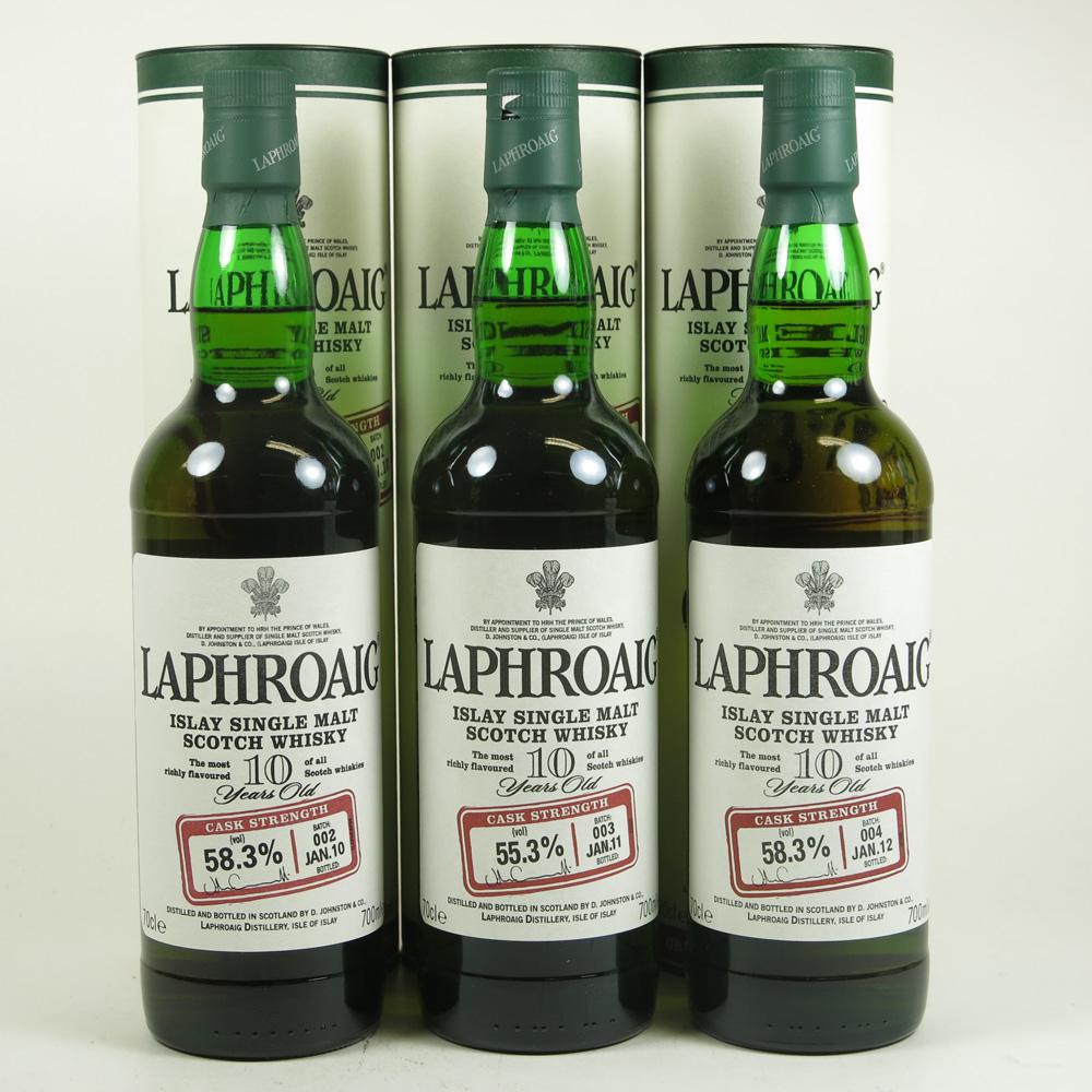 giá rượu Laphroaig cask strength